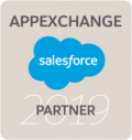 App exchange partner logo Salesforce